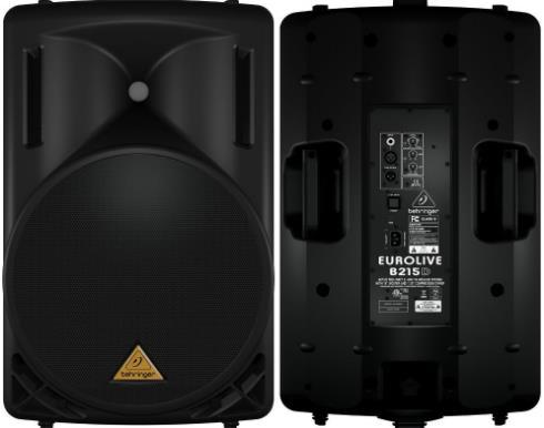 Gambar Speaker Aktif 15 Inch Behringer B215