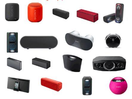 Gambar Speaker Bluetooth