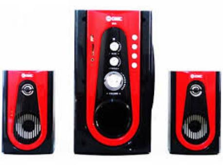 Gambar Speaker Aktif GMC 886A