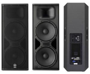 Speaker Aktif Yamaha DSR 215a