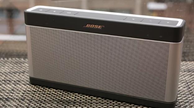 Speaker Bose Soundlink Bluetooth