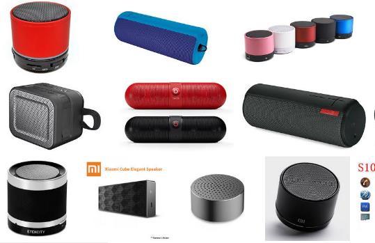 Gambar Speaker Portable