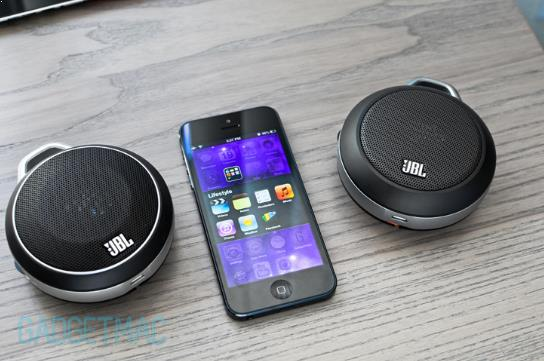 Speaker Portable JBL Micro Wireless