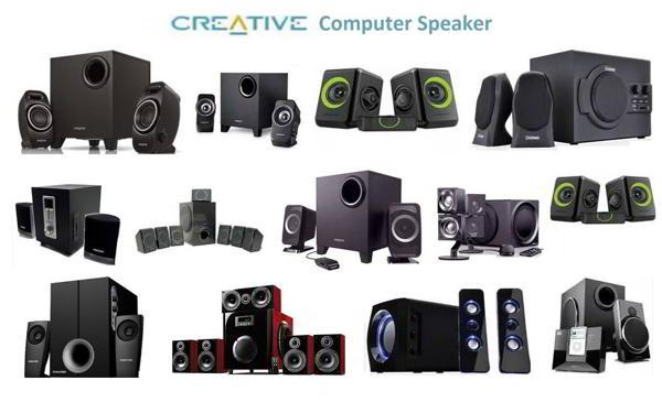 Gambar Speaker Aktif Creative