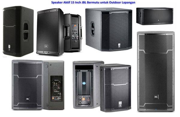 Gambar Speaker JBL lapangan