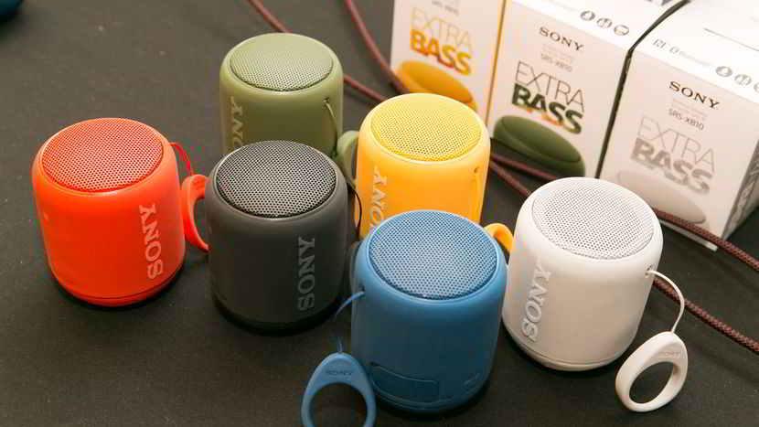 Gambar Speaker Sony SRS-XB10 Portable