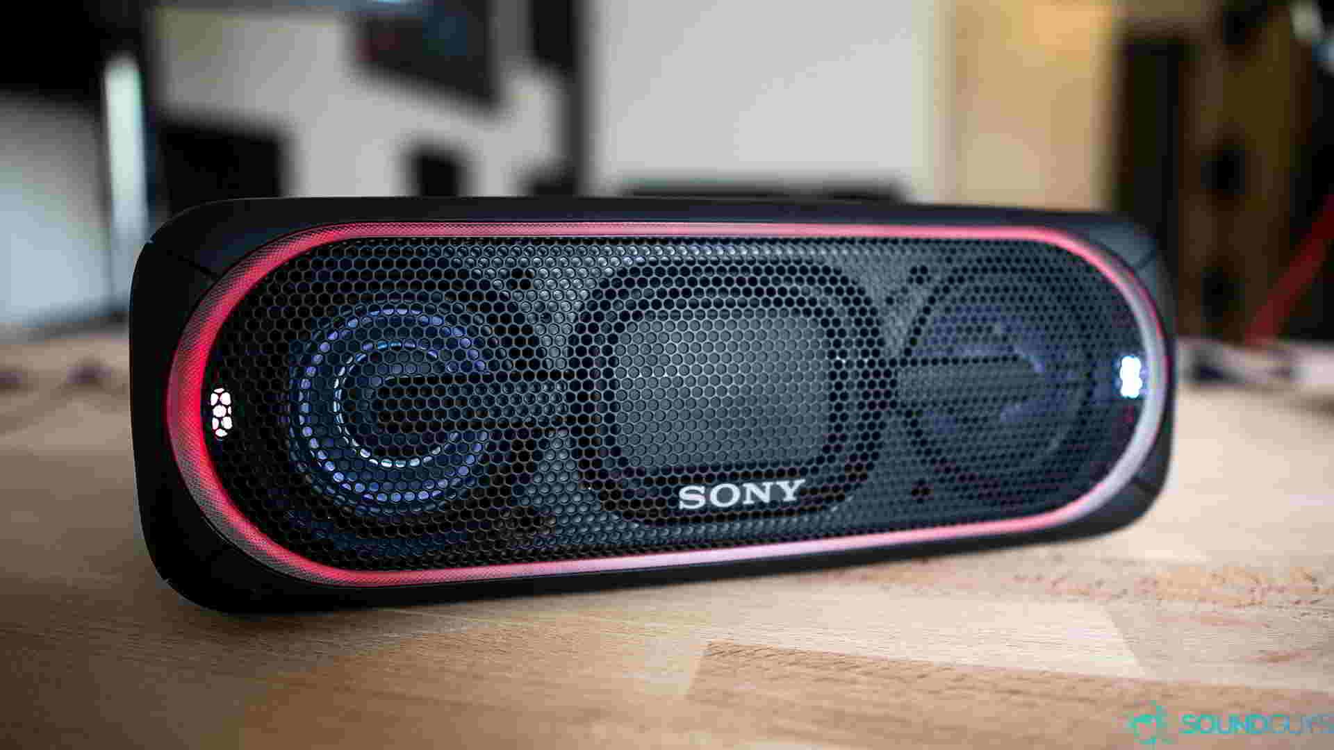 Gambar Speaker Sony SRS XB40 Portable