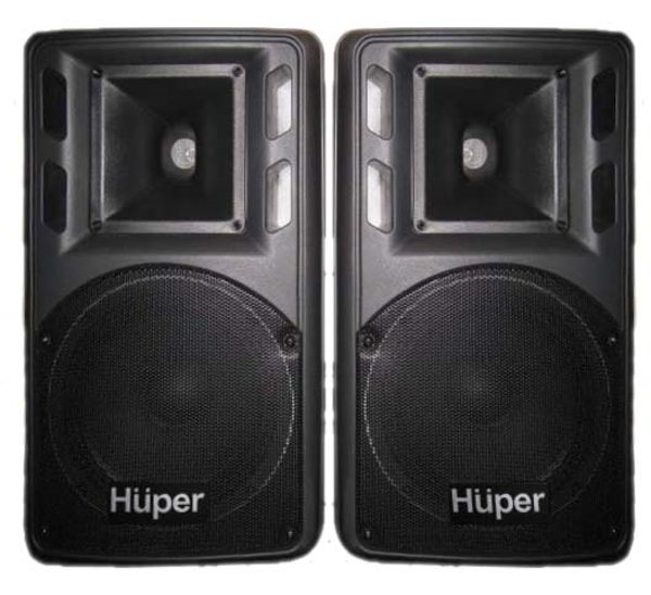 Gambar Speaker aktif huper hz 215