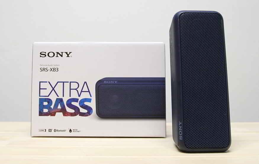 Gambar Speaker sonySRS-XB3 Extrabass SRS XB3