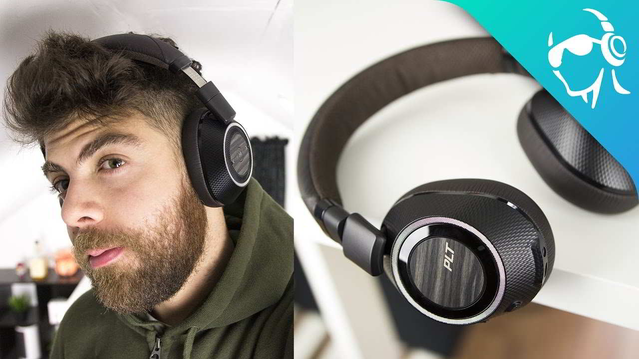 Headphone BluetoothPlantronic Backbeat Fit