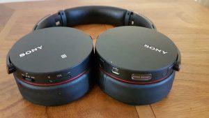 Headphone Bluetooth Sony MDR-XB950BT