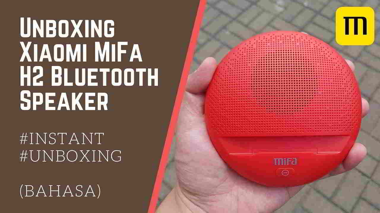 Speaker Bluetooth Xiaomi MiFa H2