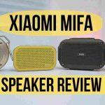 Speaker Bluetooth Xiaomi MiFa M1