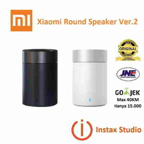 Speaker Bluetooth Xiaomi Yin Xiang Round 2