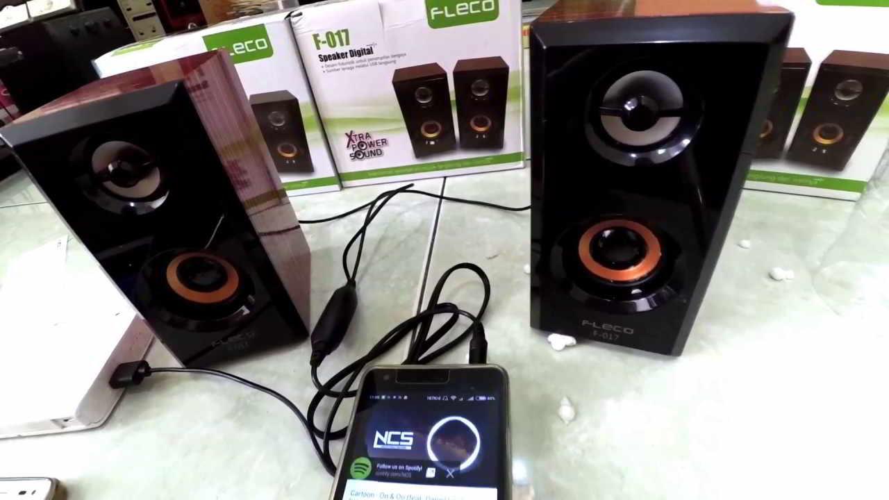 SpeakerFleco F-017