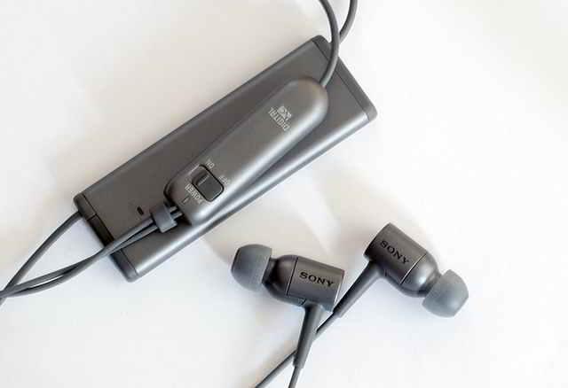 HeadsetSony MDR-EX750NA