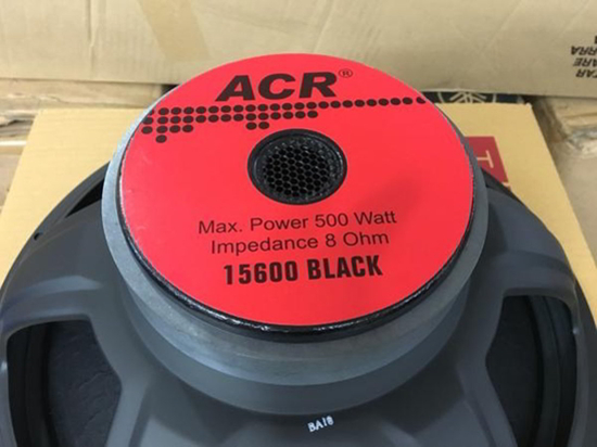 Speaker Acr 1580 Black Magic