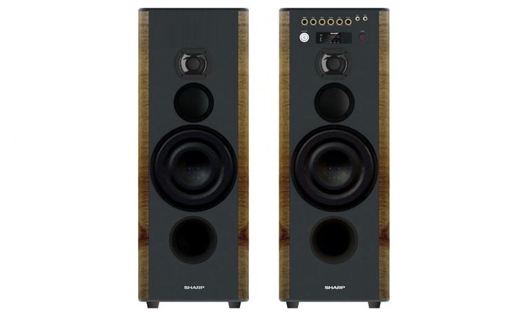 Gambar Speaker Aktif Sharp CBOX