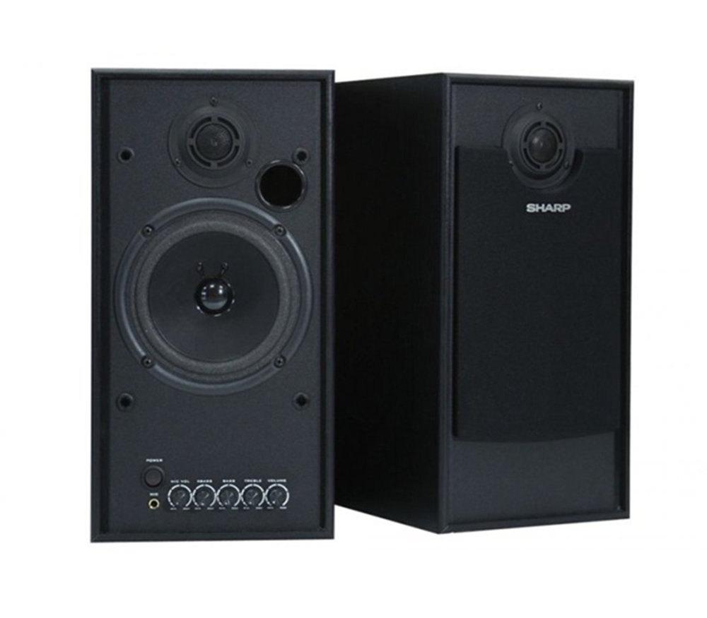 Gambar Speaker Aktif Sharp Wireless