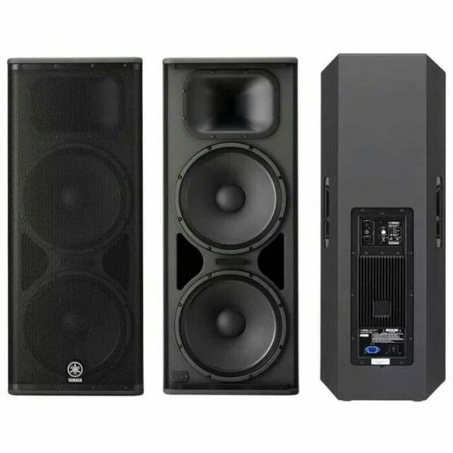 Gambar Speaker Aktif DSR 215