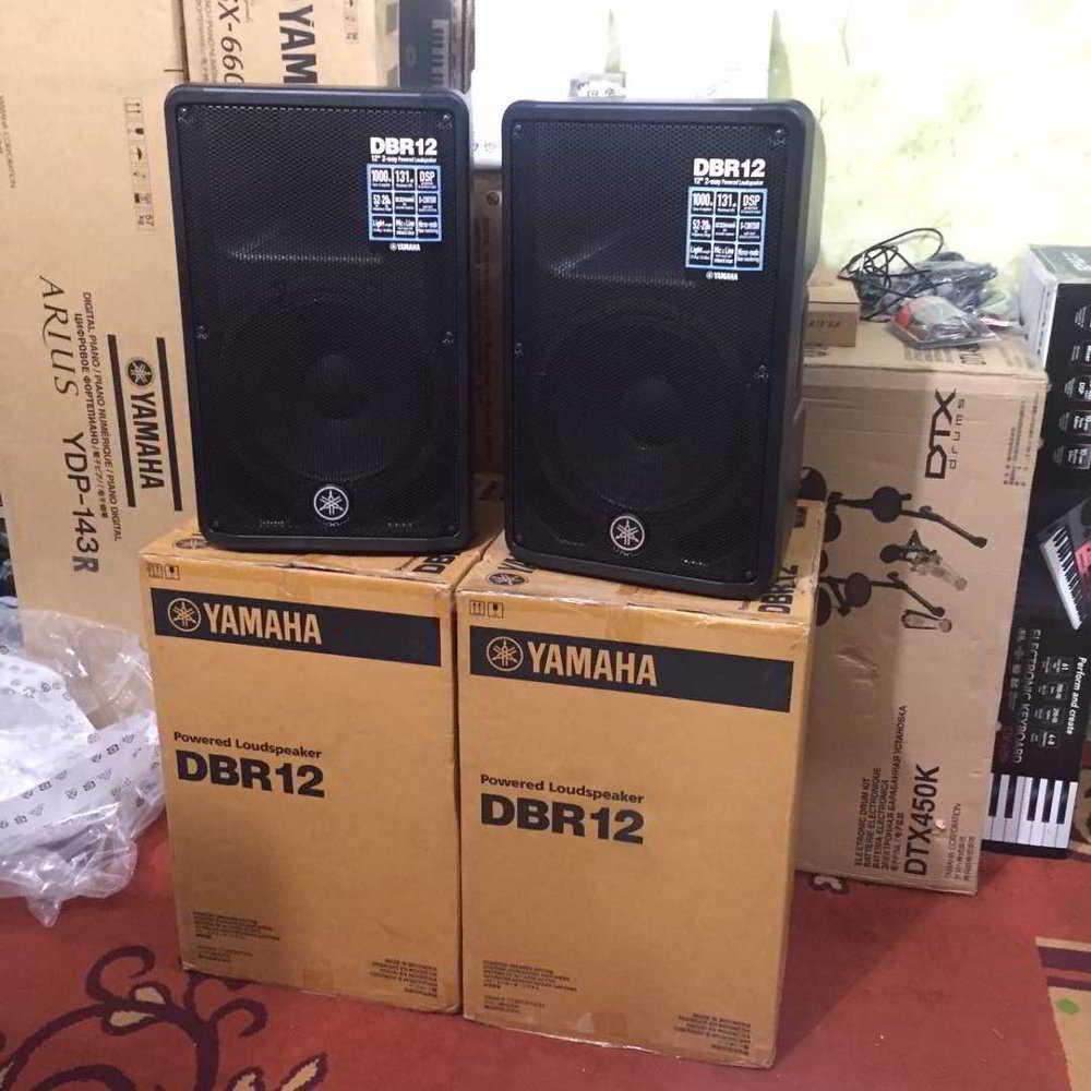 Gambar Speaker Aktif Yamaha DBR 12