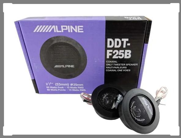 Gambar Speaker Mobil Alphine