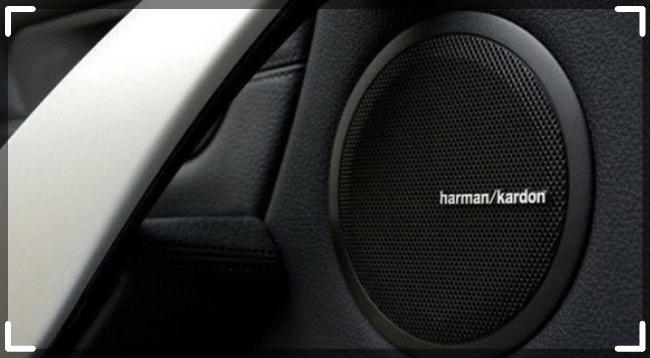 Gambar Speaker Mobil Harman Kardon