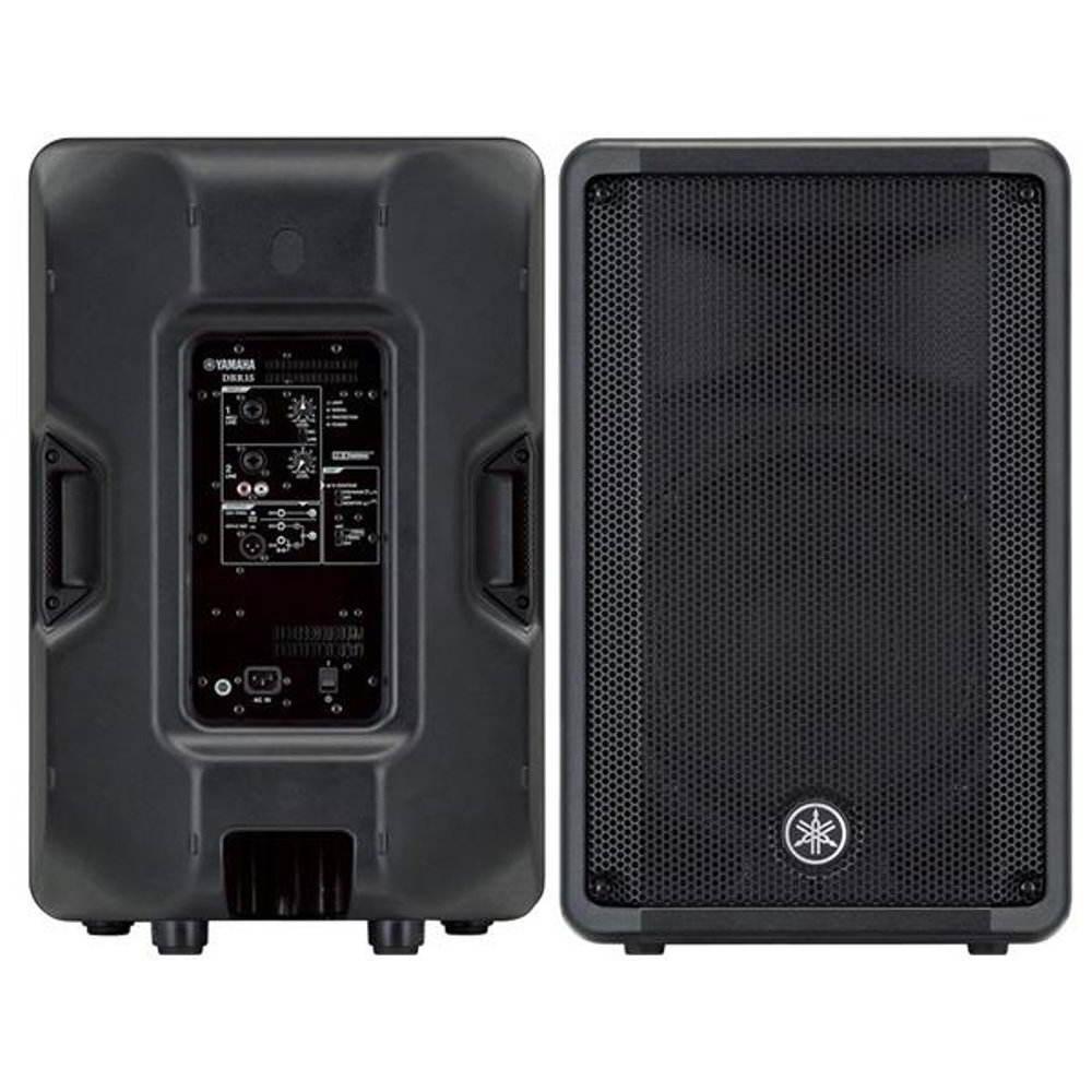 Gambar Speaker Yamaha Dbr 15