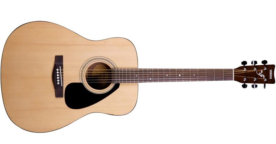 Gambar Gitar Akustik Yamaha F310