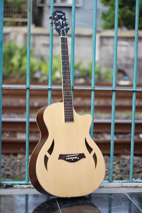 Gambar Gitar Taylor T5 Original Bukan Custom
