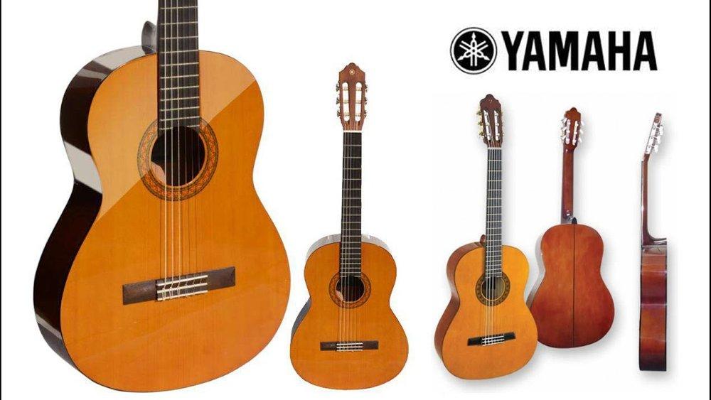Gambar Gitar Yamaha Akustik