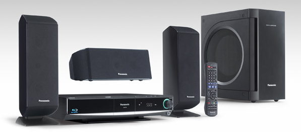Gambar Home Theater Panasonic