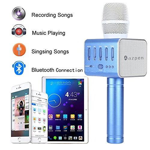 Gambar Microphone Bluetooth AZPEN