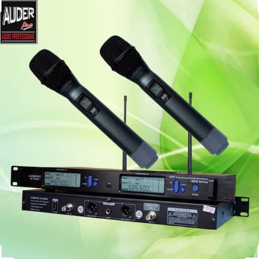 Gambar Microphone Wireless Auderpro AP-929-4H.jpeg