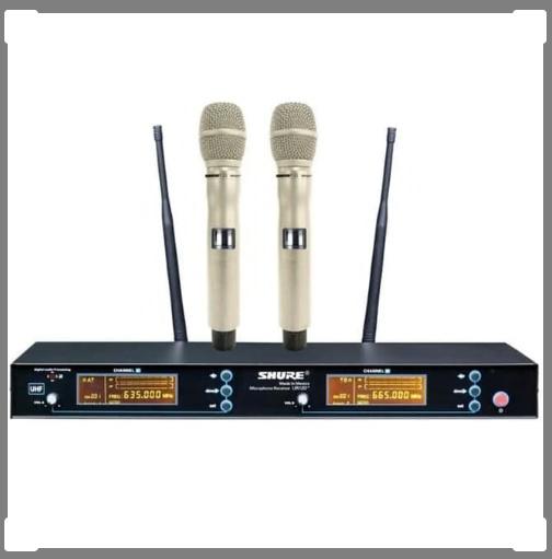 Gambar Microphone Wireless Shure UR12D.jpeg
