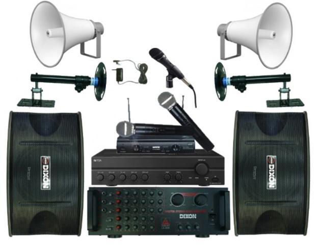 Gambar Sound System Outdoor Terbaik