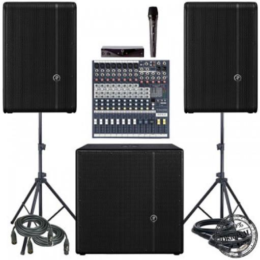 Gambar Sound System Ruangan Terbaik