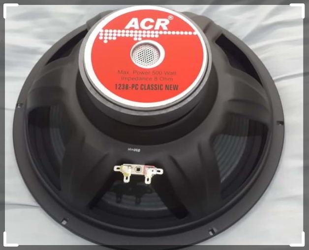 Gambar Speaker Acr 1238 Classic