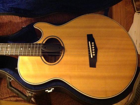 Gitar Ibanez Akustik dan Elektrik