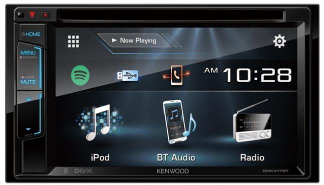 Gambar Audio Mobil KenwoodTerbaru