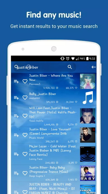 Gambar Aplikasi Musik SoundTube