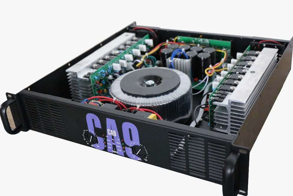 Gambar Power Amplifier 500 Watt CA9 Stereo