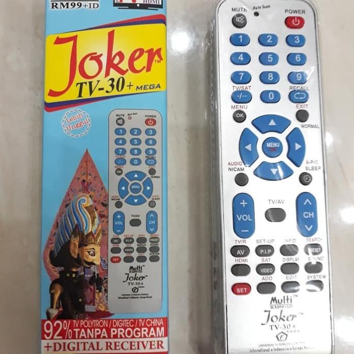 Gambar Remote Tv Joker