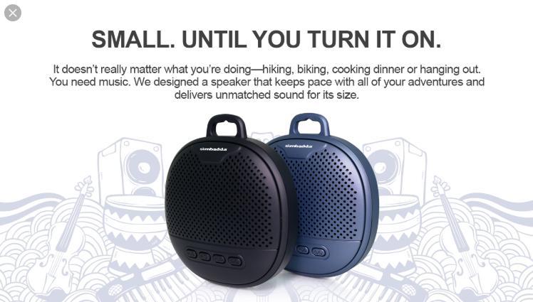 Gambar Speaker Simbadda Gantung 360 N