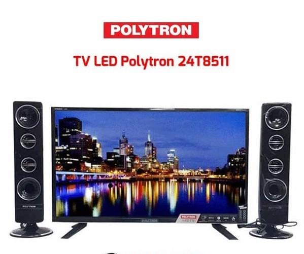 Gambar TV LED Polytron 24 inch 24D9501