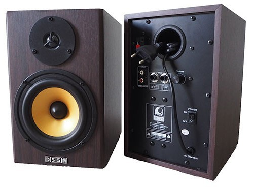 Gambar Speaker Biasa Modif jadi Speker Bass