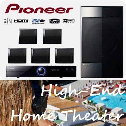 Gambar Home Theater Pioneer Htz-121dvd Home