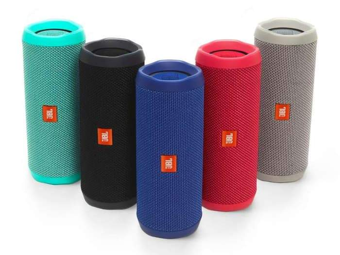 Gambar Speaker Bluetooth JBL Flip 4Gambar Speaker Bluetooth JBL Flip 4