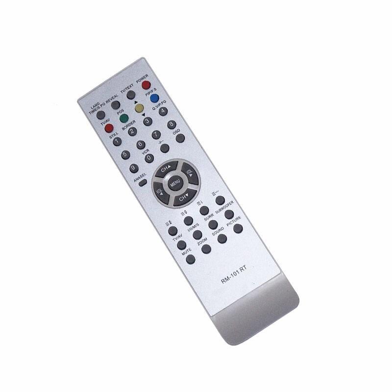 Gambar Remote TV Tabung Polytron EELIC RTV-RM101RT