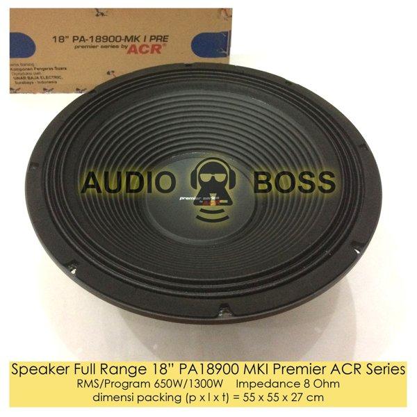 Gambar Speaker Acr 18 Inch 18900